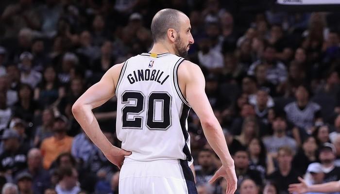 Баскетболист «Сан-Антонио» Жинобили проинформировал, что останется вкоманде насезон