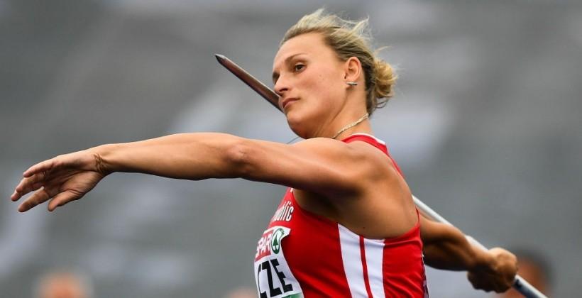 Копьеметательница Татьяна Холодович стала шестой начемпионате мира полегкой атлетике