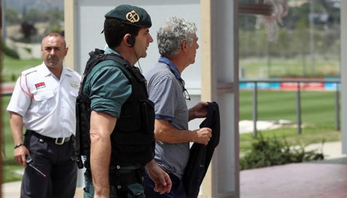 Вильяр может выйти изтюрьмы под залог в300 тыс. евро