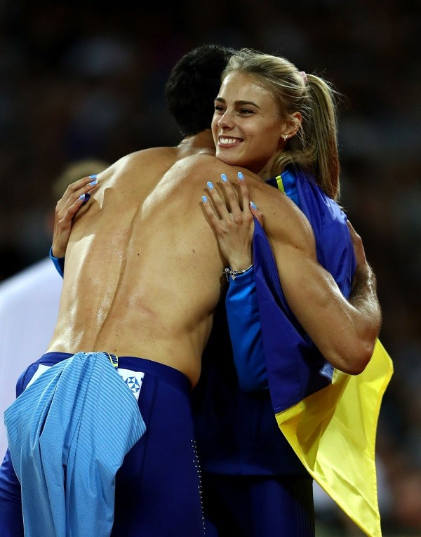 32-я вмедальном зачете чемпионата мира полегкой атлетике