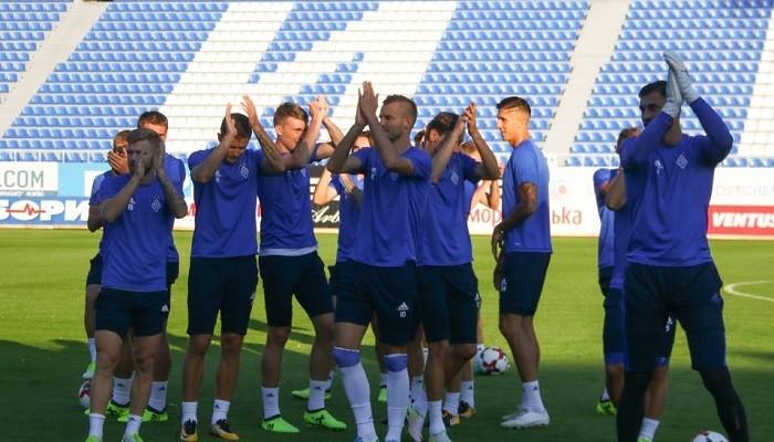 Стало известно время начала матчей Динамо и Маритиму