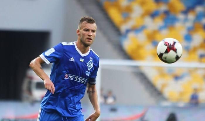 Трансфер Ярмоленко: «Динамо» договорилось опродаже форварда вГерманию