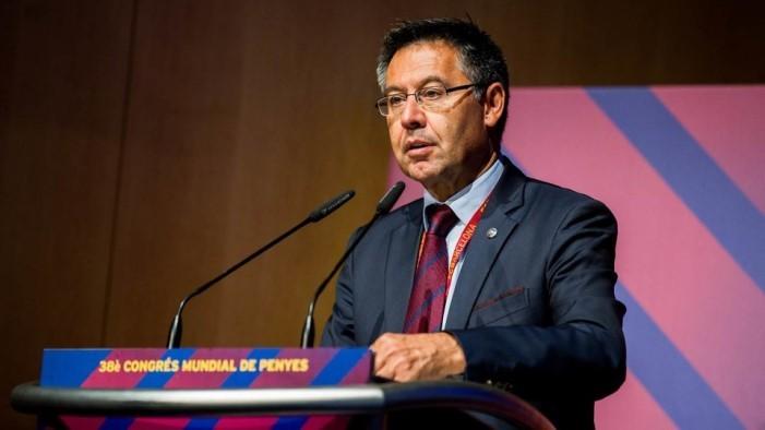 Президент Барселоны пообещал приобрести новых футболистов