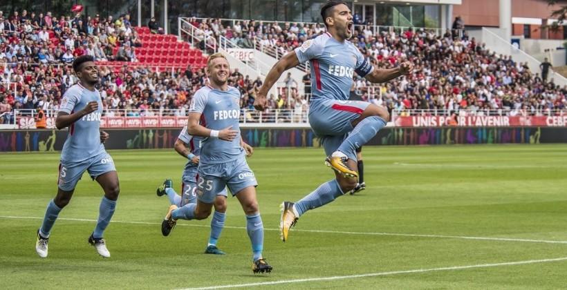 «Монако» отказался реализовать Фалькао в«Милан» за30 млн евро
