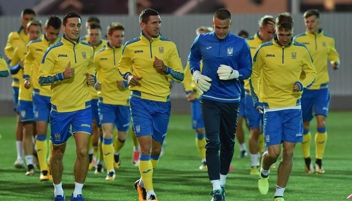 «Сборная Украины провела практически  оптимальный  матч»— Андрей Шевченко