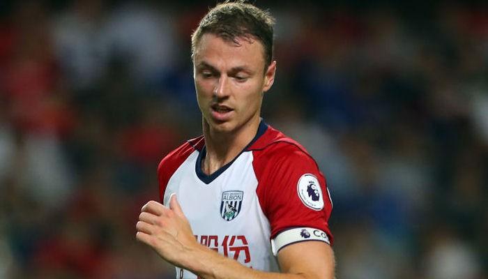 «Вест Бромвич» отказал «Манчестер Сити» втрансфере Эванса