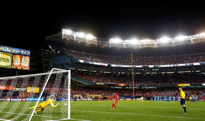 Информация опроведении финала Лиги чемпионов 2020 года вНью-Йорке недостоверна— УЕФА