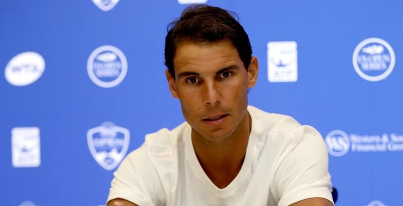 Надаль не смог выйти вполуфинал турнира ATP вЦинциннати