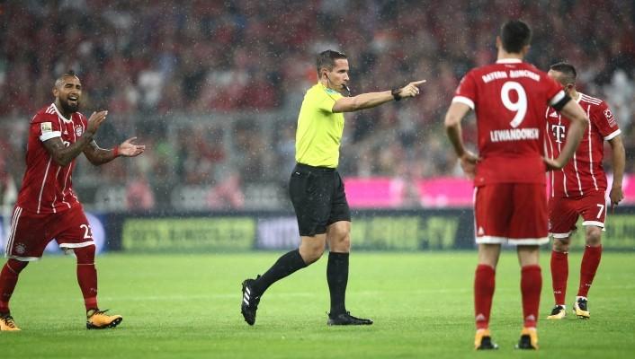 «Бавария» разобралась с«Байером». Бундеслига. 1-й тур