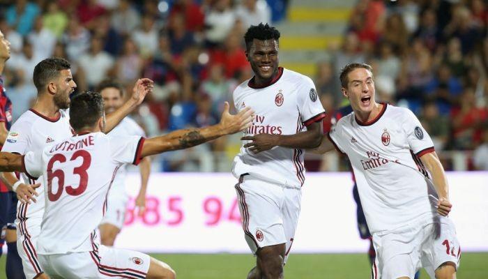 Прогноз матч Кротоне— Милан 20.08.2017