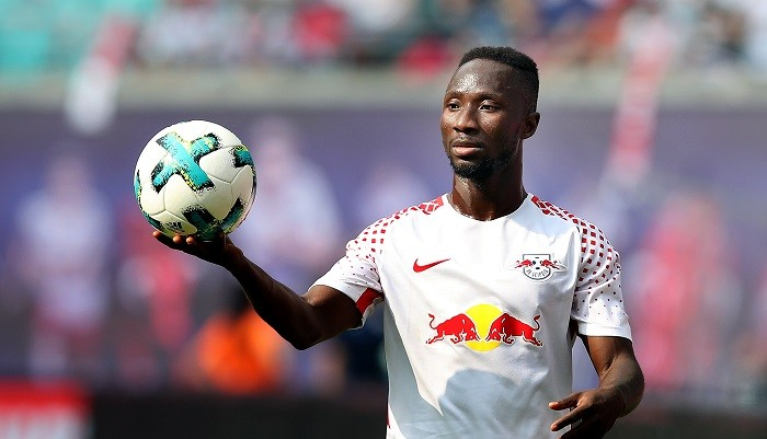 «Ливерпуль» договорился опереходе футболиста «Лейпцига» Кейты