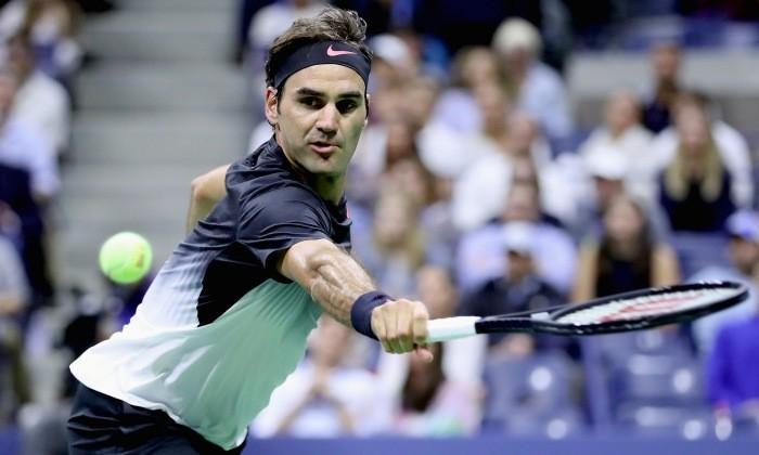 UsOpen. Федерер одержал трудную победу, жители России сыграют позже