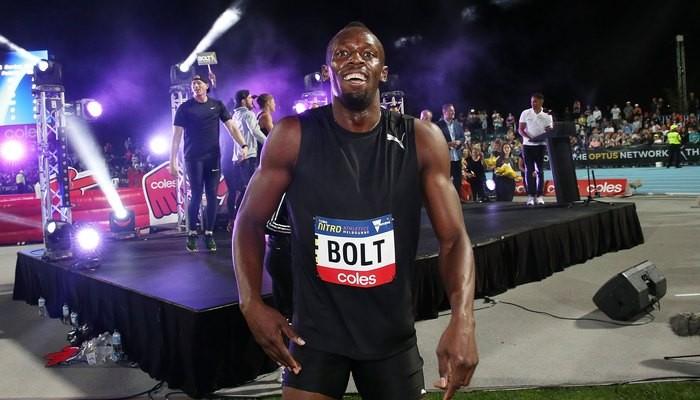 Легендарный легкоатлет Усэйн Болт думает закончить карьеру непобежденным