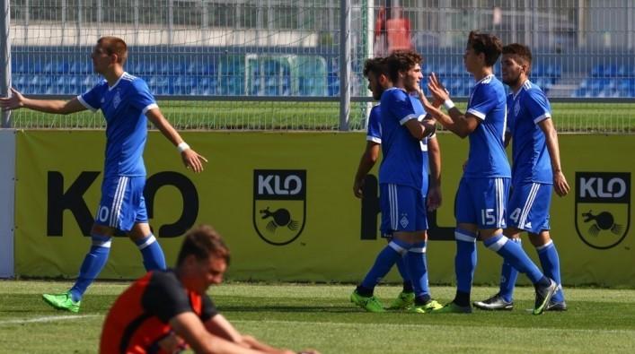 МолодежкаФК «Краснодар» вюношеской лиге УЕФА встретится с«Кайратом»