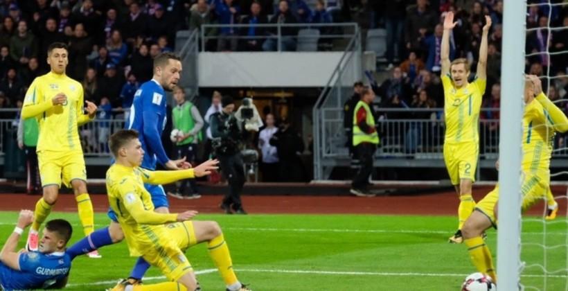 П'ять історій матчу Ісландія – Україна