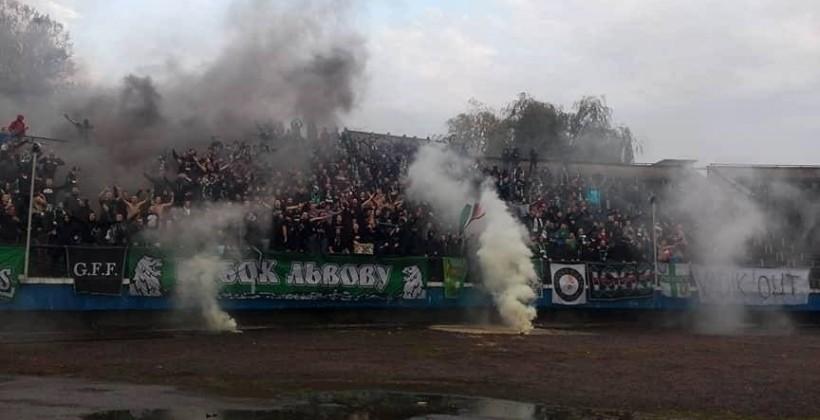 Фанаты «Карпат» остановили натрассе автобус скомандой