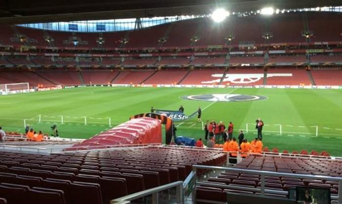 Время матча Арсенал— Кельн перенесли из-за безопасности