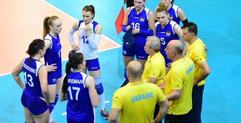 Сборные Украины получили соперников по Евролиге