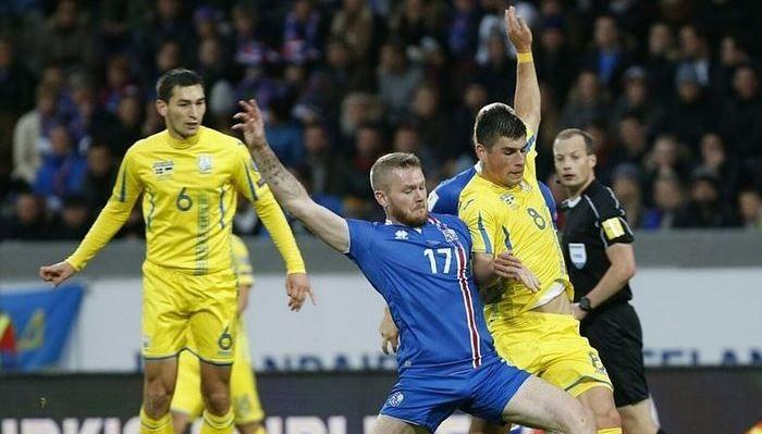 Степаненко: все посыпалось после первого гола Исландии