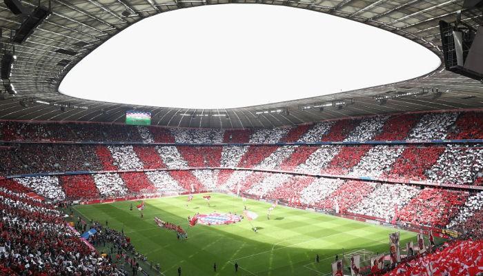 Домашние матчи Баварии смогут посетить 75 тысяч болельщиков