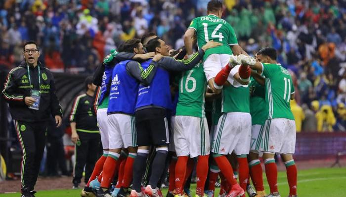 Мексиканцы завоевали путевку в РФ . Экс-игрок «Кубани» огорчил американцев