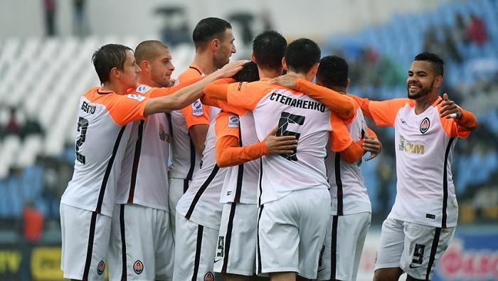 «Динамо» сыграло вничью с«Вересом» иопустилось на 2-ое место