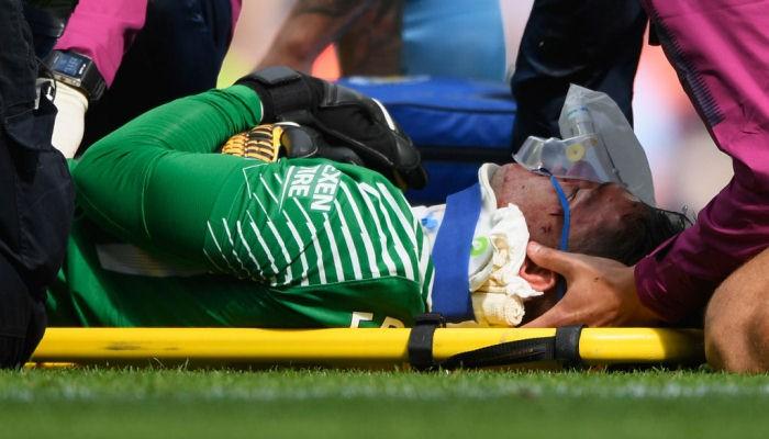 Компани получил еще одну травму иможет несыграть против Ливерпуля
