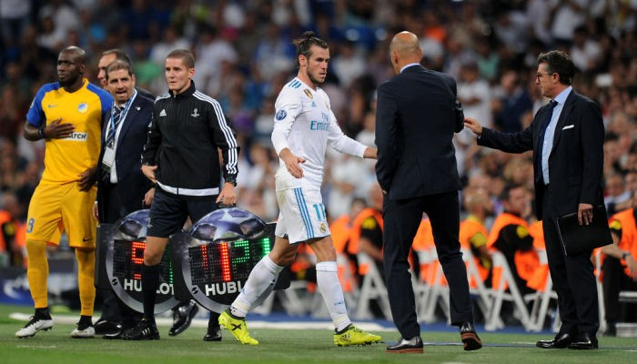Образца. Голы Майорала иБэйла помогли «Реалу» обыграть «Реал Сосьедад»