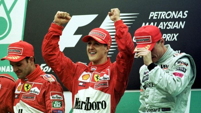 Пилот «Ред Булл» Ферстаппен выиграл Гран-при Малайзии