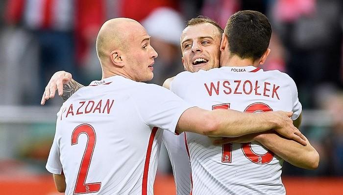 Польша разбила Казахстан и вернула лидерство в группе