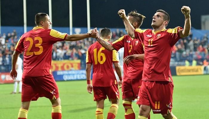 Черногория минимально переиграла Румынию