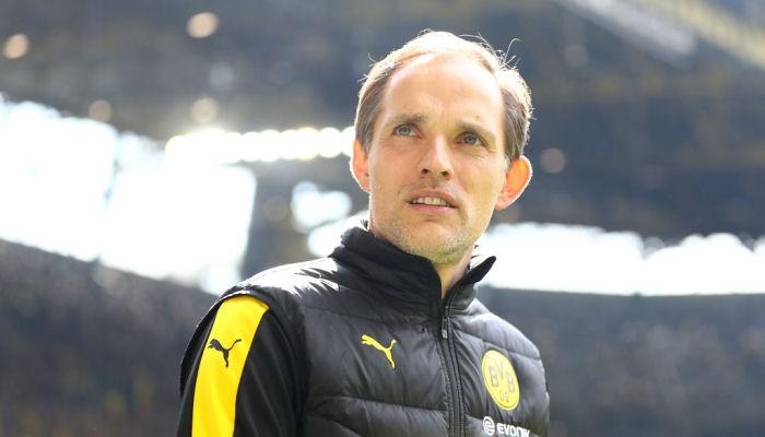 «Бавария» достигла договорённости сэкс-наставником «Боруссии» ДТухелем