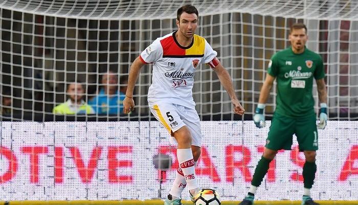 Капитан Беневенто Лучони сдал позитивную допинг-пробу после матча Серии, А— CdS