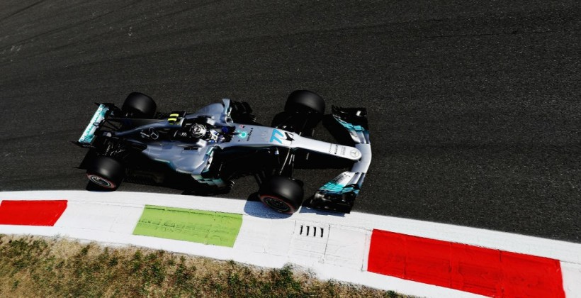 Хэмилтон стал победителем гонки Гран-при Италии