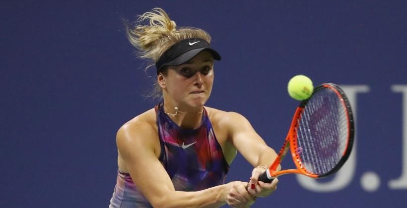 Свитолина проиграла в1/8 финалаUS Open