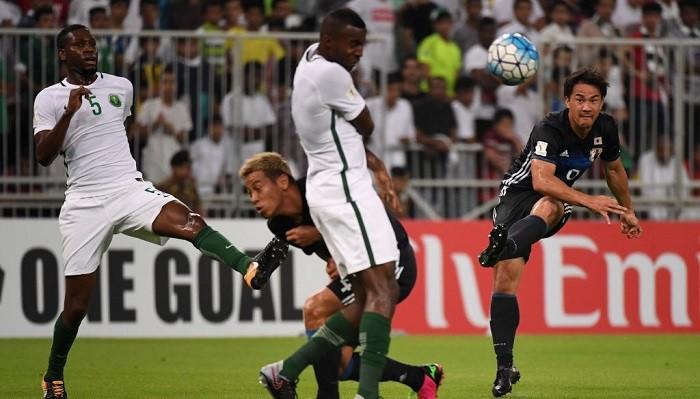 Саудовская Аравия пробилась на чемпионат мира