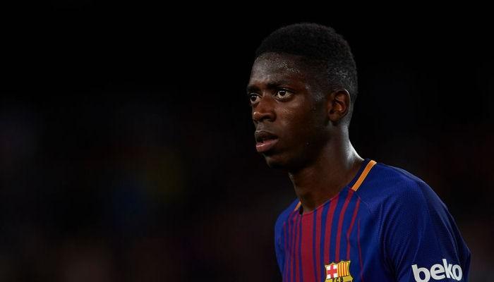Барселона оштрафует Дембеле на 100 тысяч евро