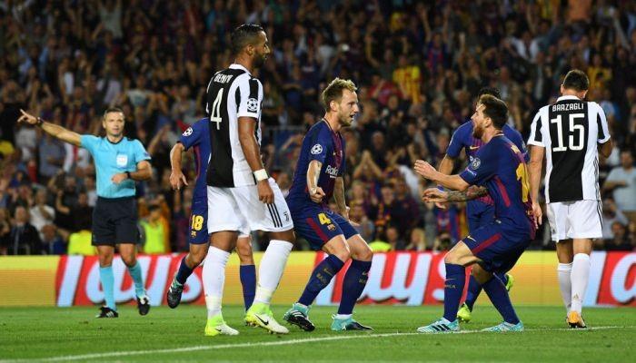 Дубль Месси помог «Барселоне» побороть «Ювентус»