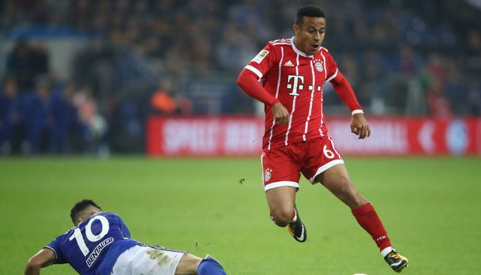 Бавария неудержала сВольфсбургом преимущество вдва мяча