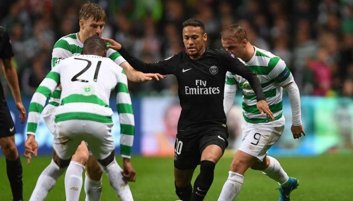 ПСЖ и«Бавария» благополучно стартовали вгрупповом раунде Лиги чемпионов