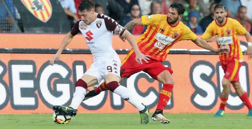 Торино на последней минуте вырвал победу над Беневенто