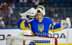 ХК Дніпро підписав екс-воротаря збірної України Захарченка