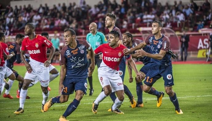«Монако» вкомпенсированное время прошляпил победу над «Монпелье»
