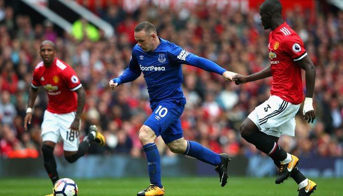 Лукаку забивает, Руни— нет: «Манчестер Юнайтед» разгромил «Эвертон»