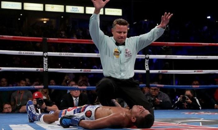 Вангек снова победил Гонсалеза изащитил титул WBC