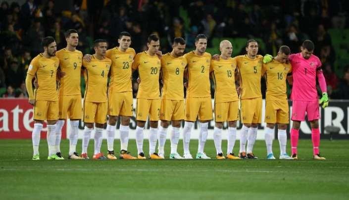 Сирия и Австралия сыграют в плей-офф квалификации ЧМ