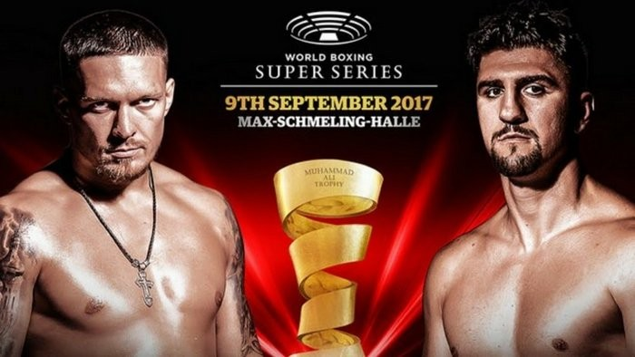 Александр Усик-Марко Хук, worldboxingsuperseries.com