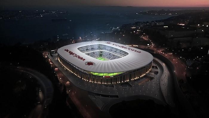 «Астана Арена» уступила стадиону «Бешикташа» право принять финал Суперкубка УЕФА