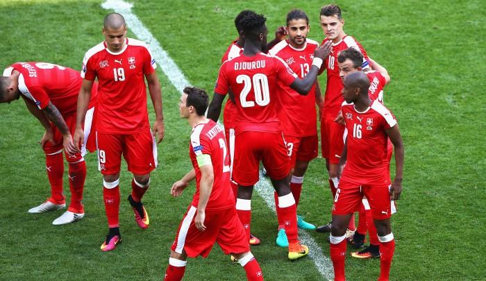 Швейцария разгромила Венгрию