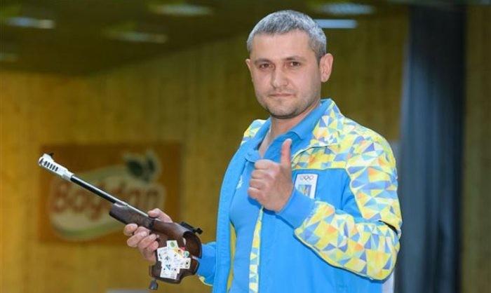Олег Омельчук, НОК Украины